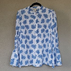 NWT Michael Kors Blouse Ready for summer. M